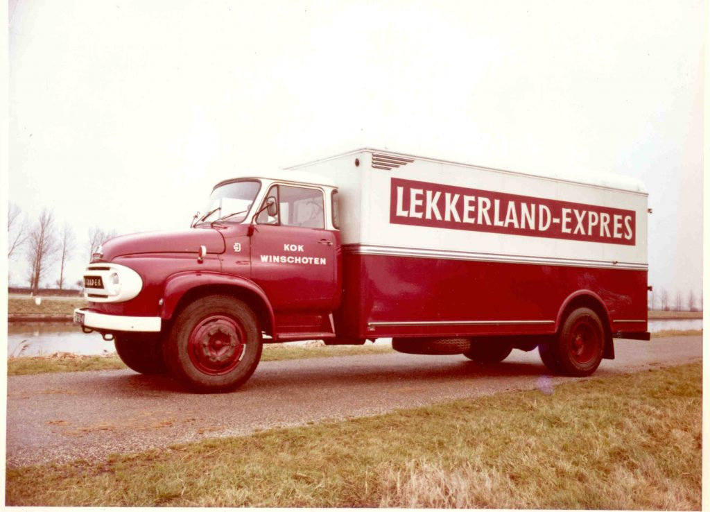 Lekkerland Nederland
