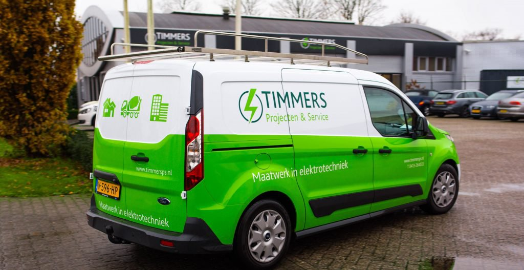 Home Timmers Projecten & Service